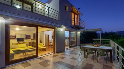 Photo for Stunning and panoramic view over the hinterland and the mountains