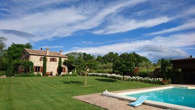 Photo for Special August 10% Discount! Beautiful villa with stunning views