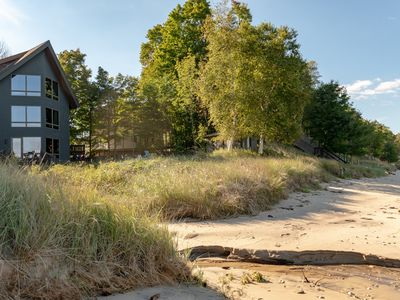 Photo for Bellavita: 5 BR 3-Story Home on Lake Michigan (sleeps 17)