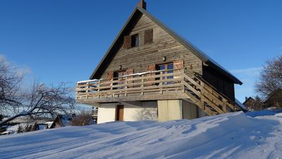 Photo for Family chalet 10 people - Classified 2 stars Gîtes de France