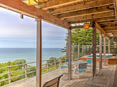 Photo for Cozy Irish Beach House w/ Hot Tub & Ocean Views!