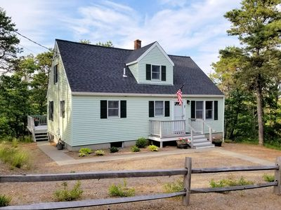 Photo for Spacious & Fully-Upgraded 3BD--A/C, Walk to Wellfleet Center & Mayo Beach