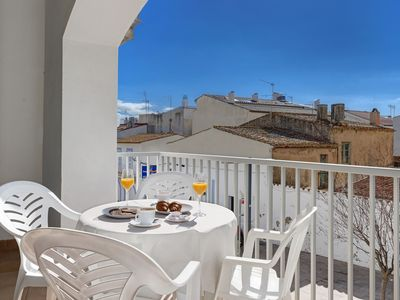 Photo for EMPORDANET 2A-apartment in the center of Calella de Palafrugell-Costa Brava