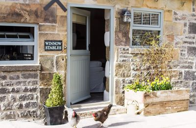 Photo for WINNOW STABLES - sleeps 4 - a beautifully restored coach house...