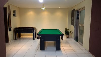 Photo for great townhouse with air and wifi - with two car garage