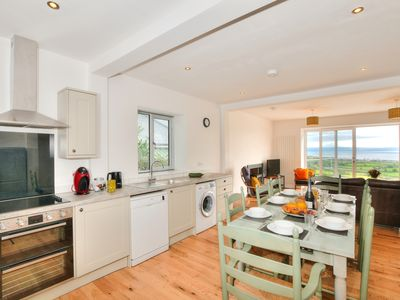 Photo for Sgwner View - Four Bedroom Cottage, Sleeps 8