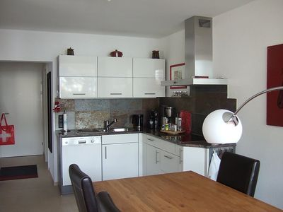 Photo for Apartment in the center of Davos with Internet, Air conditioning, Lift, Parking (53897)