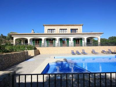 Photo for SA PLETA - Villa for 12 people with private pool (6 bedrooms, 6 bathrooms + 1 toilet). -102600 - Free Wifi