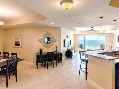 Photo for Beautiful Brand New DIRECT Gulf Front 2 Bedroom Condo