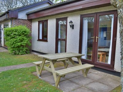 Photo for Holiday bungalow in Hayle, Cornwall - sleeps four; pet friendly
