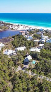 Photo for Private Pool* Fire Pit*Screened Porch*South of 30A-5min walk to beach!