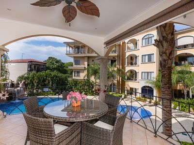 Photo for Ocean View Condo in the heart of town! Steps to the Beach SR6