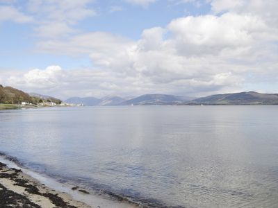 Photo for 1 bedroom accommodation in Rothesay, Isle of Bute