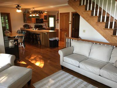 Photo for Cozy Lakefront Retreat on Keuka Lake