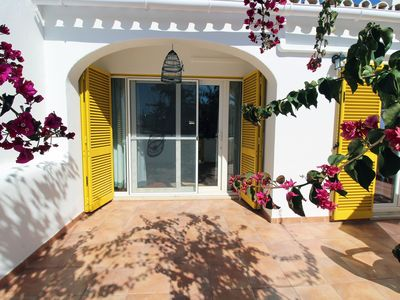 Photo for Typical House, acomoda5 people, with 2 bedrooms, air conditioning, wifi and pool