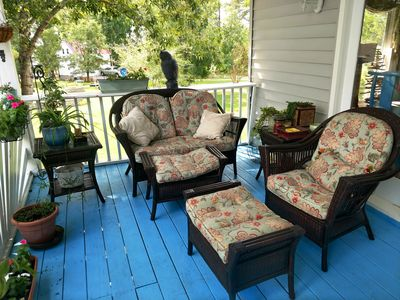 Photo for 1BR Apartment Vacation Rental in Oriental, North Carolina