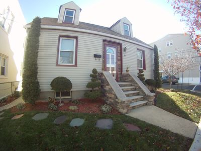 Photo for SUPER BOWL XLVIII - Apartment rental - Walking distance from train to stadium!