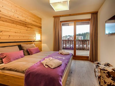 Photo for Apartment PRIVÀ Alpine Lodge PENT4 in Lenzerheide - 8 persons, 4 bedrooms