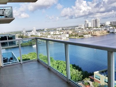 Photo for Oceanic Views of Sunny Isles Beach 2bd 2 bath Luxury Apartment