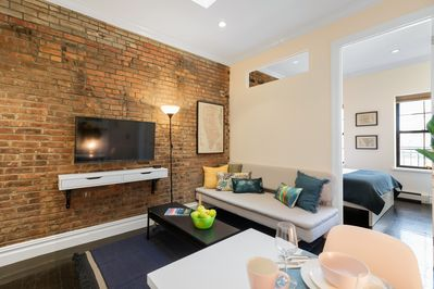 TWO Bedroom Furnished Lux Apartments , Minimalist Modern Style - Manhattan