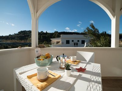 Photo for Holiday apartment with a bedroom and terrace