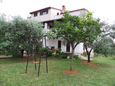 Photo for Holiday apartment with direct access to the garden