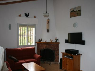 Photo for Detached holiday home with sea and mountain views, private pool. Car parking