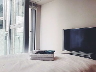 Photo for 1BR Apartment Vacation Rental in 大阪市