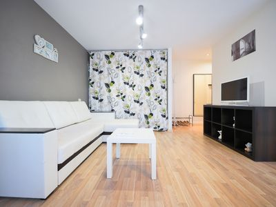Photo for Apartment Five Stars - Studio for Two