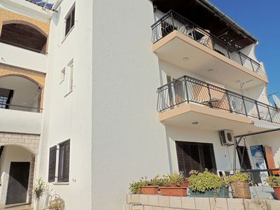 Sunny Apartment - balcony with sea view, near the beach, private parking - 3