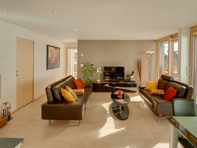 Photo for Beautiful, quiet, spacious, luxurious rooms 3 ½ - Apartments