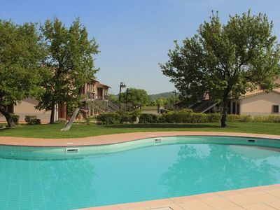 Photo for Resort with wellness center, swimming pool, large garden, breakfast room, B41P
