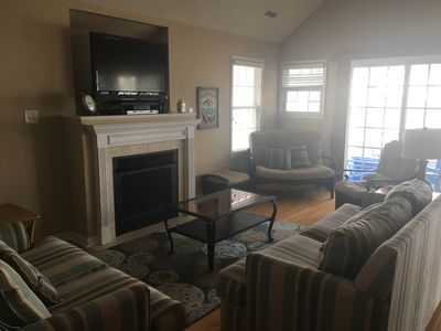 Photo for North End Ocean City Home, Steps From Beach, Sleeps 6-8, Parking For 2 Cars