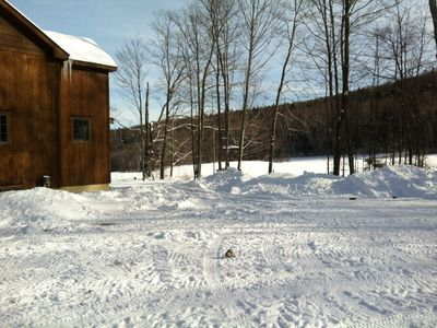 Photo for Welcome To Our Beautiful Mountain Retreat!  Located In Roxbury, Vt