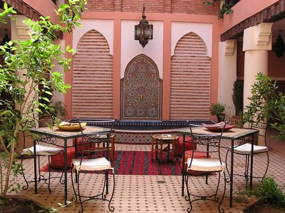 Photo for The Yamsara riad is a guest house in the heart of the Medina