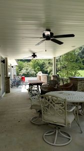 Photo for Game day rental with a patio to die for