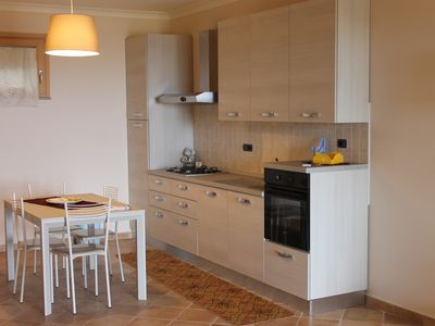 Photo for Sea view apartment 10 km from Taormina
