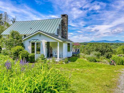 Photo for NEW LISTING! Charming and secluded home with large yard - close to Okemo