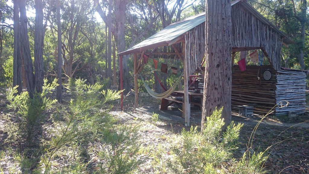 Off-grid Octagon living in stunning natural surroundings