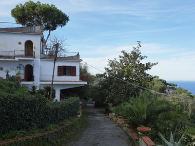Photo for Beautiful Villa close to Sorrento with an amazing view