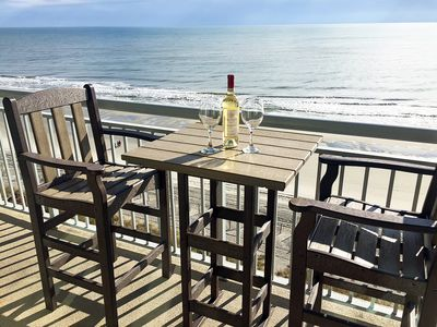 Photo for Newly Renovated  @Grand Atlantic Oceanfront, Balcony WiFi, South Myrtle Beach
