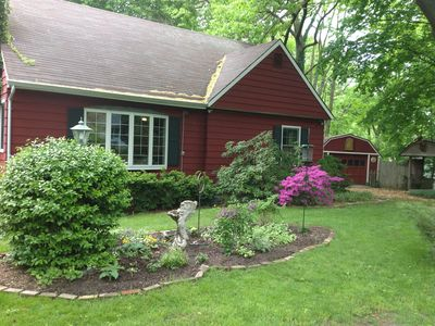 Photo for Robin's Nest Large Beautiful Private Cottage offering Summer discount rates
