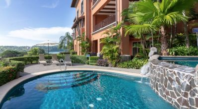 Photo for Private Townhome Los Suenos Resort 3 Bedrooms 3 Baths Pool, Jacuzzi, Bbque Grill