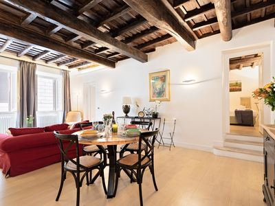 Photo for Trevi Luxury Apartment - For 4 people!