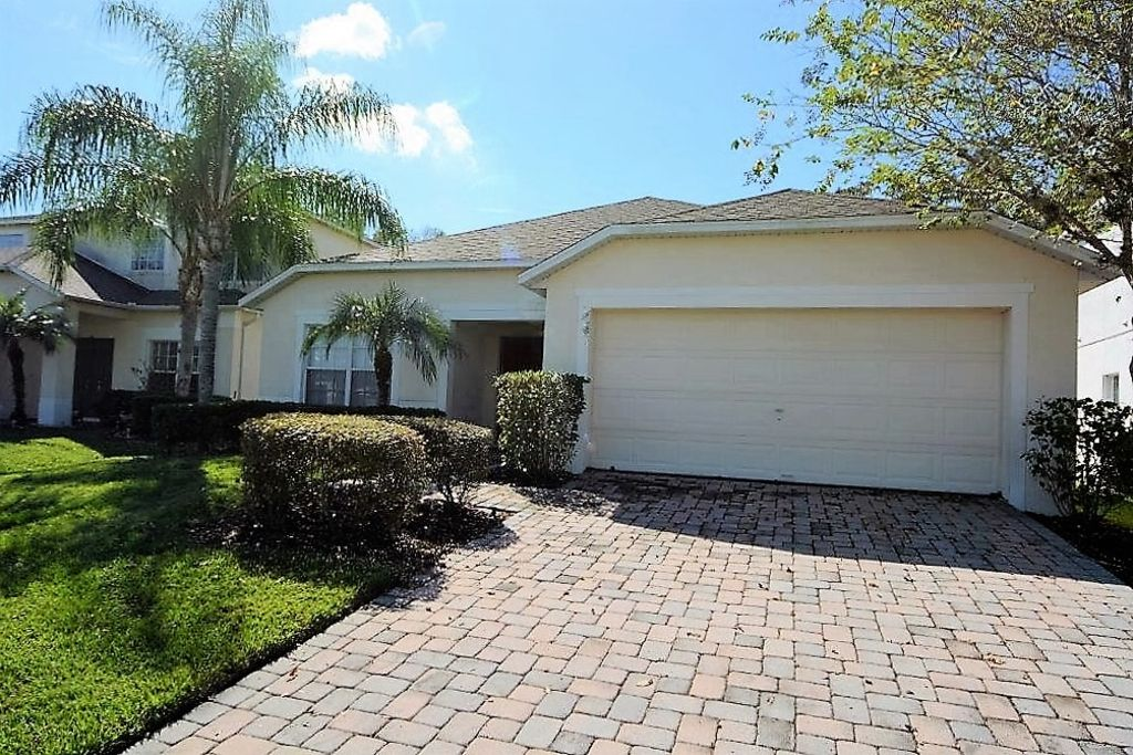 4 Bedroom Orlando Vacation Pool Home With G Homeaway