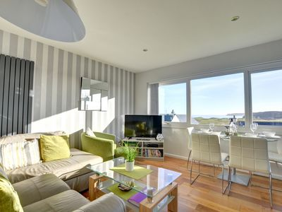 Photo for Sea Fever - Two Bedroom Apartment, Sleeps 4
