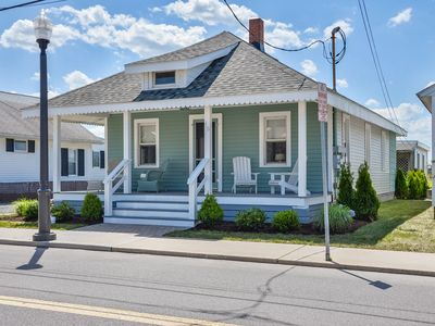 Charming cottage in downtown Ocean City- close to boardwalk!