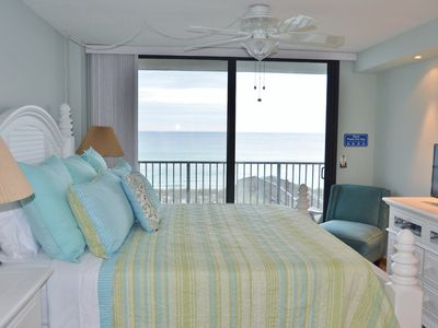 Photo for Don't Miss Out, Book Fall Now! Beachfront Condo. AMAZING Views! Feels Like Home!