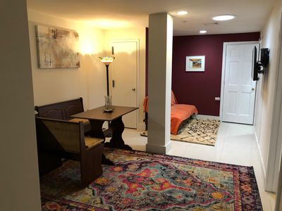 Photo for Two bedroom apartment in the heart of Williamsburg