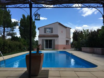 Photo for Family house in Venelles 10 minutes from Aix en Provence